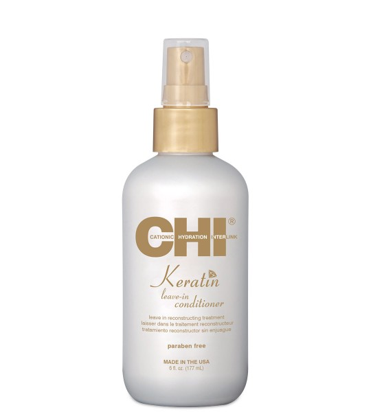 CHI-Keratin Weightless Leave in Conditioner